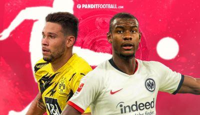 Eintracht Frankfurt, Klub yang Doyan Meraih Hasil Imbang