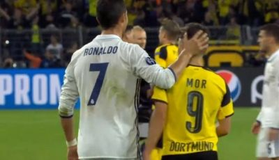 Emre Mor, Aubameyang, dan Ikatan Tidak Langsung dengan Ronaldo