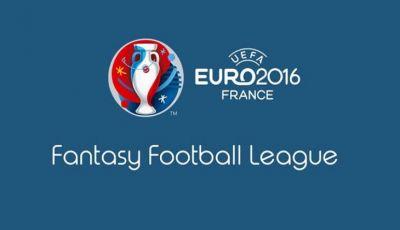 Cara dan Aturan Main UEFA Euro 2016 Fantasy Football