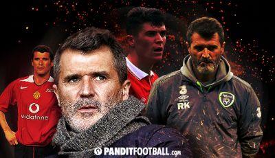 Roy Keane: Si Pemarah dari Irlandia