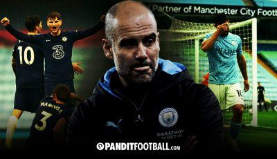Manchester City vs Chelsea: Eksperimen Gagal Pep Guardiola