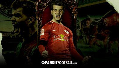 Alexander Sorloth: Penyerang Baru RB Leipzig yang Dijuluki ?King of the North?