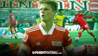 Union Berlin vs Dortmund dan Kenangan Manis Marius Buelter
