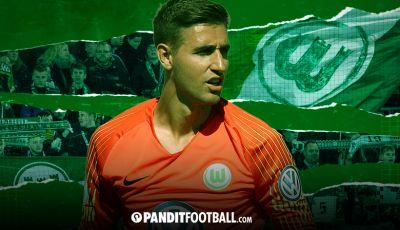Peran Besar Koen Casteels untuk Pertahanan Tangguh Wolfsburg