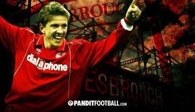 Juninho Paulista: Datang ke Inggris, Mencintai Middlesbrough