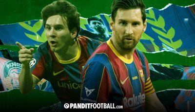 Mulai Menua, Apakah Lionel Messi Telah Habis?