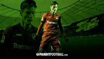 Harapan Bayer Leverkusen pada Kualitas Patrik Schick
