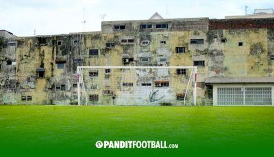 Lapangan Petak Sinkian Penuh Sejarah di Tengah Padatnya Jakarta