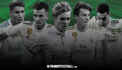 Cara Jitu Real Madrid Perlakukan Pemain Muda