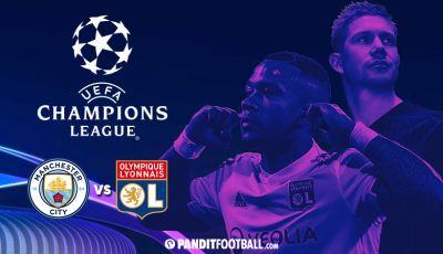 Man City dan Lyon Membidik Semifinal Kedua Mereka