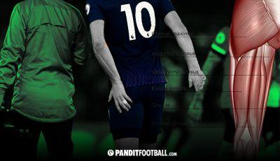 Hamstring Sebagai Bagian Penting Bagi Pemain Sepakbola