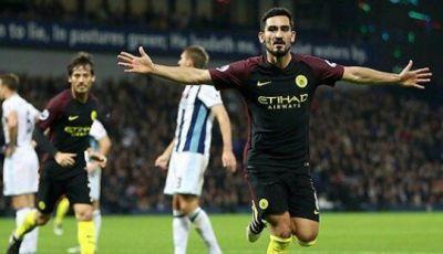 Peran Penting Guendogan dan Fernando dalam Kemenangan Telak Man City