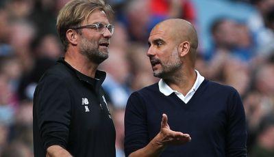 Belajar Rivalitas dari Jurgen Klopp dan Pep Guardiola