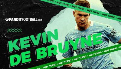Pentingnya Kevin De Bruyne untuk Manchester City
