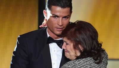 Mengenal Maria Dolores, Ibu yang Hampir Menggugurkan Cristiano Ronaldo