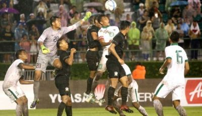 Wajar Timnas Indonesia Gagal ke Piala Asia U23