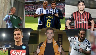 Faktor-Faktor yang Membuat Sibuknya Bursa Transfer Serie A