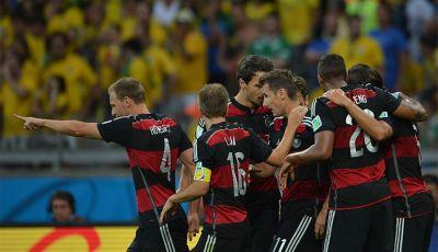 Jerman 7 - Brasil 1