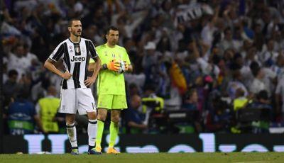 Tujuh Kekalahan Juventus di Final Liga Champions