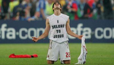 Kaka, Sosok Religius di Sepakbola
