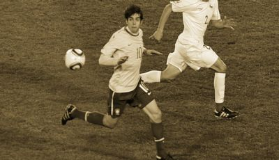 Kaká, Terlalu Manis untuk Dilupakan