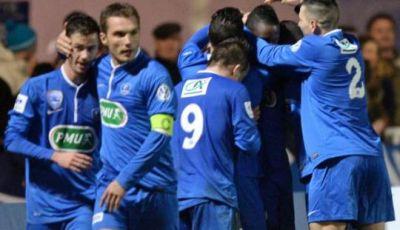 Dua Kesebelasan Kecil yang Sedang Mengais Asa di Coupe de France
