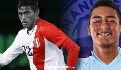 Kluiverth Augilar: Bek Masa Depan Peru dan Manchester City