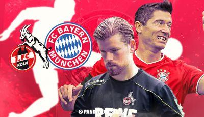 Koeln vs Bayern Muenchen: Timo Horn Butuh Keajaiban