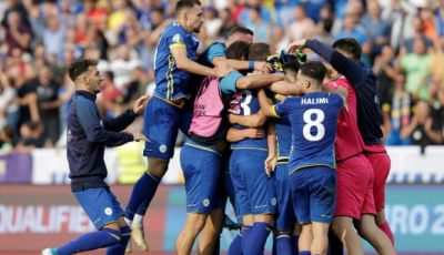 Menantikan Kepak Sayap Shqiponja di Piala Eropa