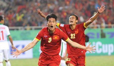 Le Cong Vinh, David Beckham-nya Vietnam