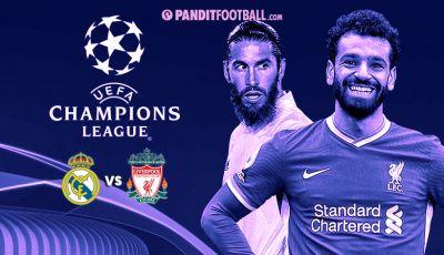 Real Madrid vs Liverpool: Panggung Tunda Mohamed Salah