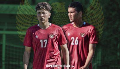 Duo Mahessa di Tengah Bejibunnya Gelandang Timnas U-19 Indonesia