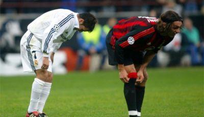 Ironi Paolo Maldini dan Raul Gonzalez