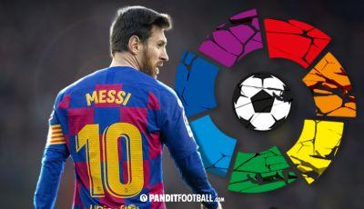 Meraba Nasib La Liga Jika Lionel Messi Pergi