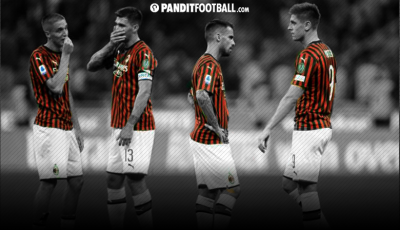 Menerima AC Milan Jadi Bahan Tertawaan