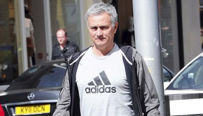 Jose Mourinho Tetap The Special One di Mata Adidas