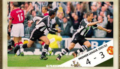Newcastle vs Man United: Memori Drama Tujuh Gol di St. James Park