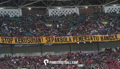 Dilema Suporter Sepakbola Indonesia