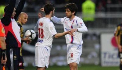 Pjanic, Lyon, dan Juninho Pernambucano
