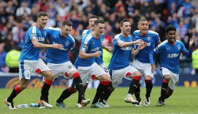 Kemenangan di Piala Skotlandia dan Coret-Coretan di Pub Celtic, Cara Rangers Menyapa Seteru Abadinya