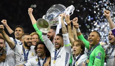 Sejarah Liga Champions Latar Belakangi Ambisi Real Madrid Jadi Kesebelasan Terbaik