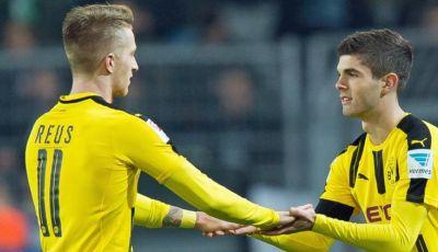 Ketika Ada Reus, Lambang Dortmund Itu Terasa Bersinar di Dada