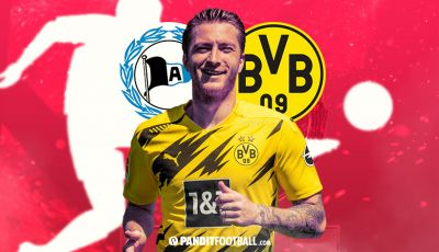 Nasib Buruk di Bielefelder Alm dan Rekor Marco Reus: Pratinjau Bielefeld vs Dortmund
