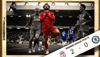 Liverpool vs Chelsea 2018/19: Pembuktian Mohamed Salah