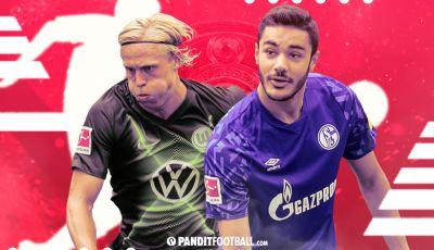 Ambisi Schalke Raih Kemenangan Perdana Diadang Rekor Apik Wolfsburg