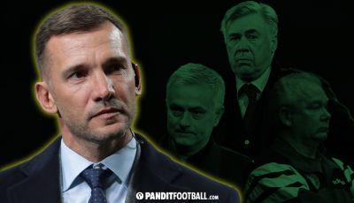 Ancelotti, Mourinho, Lobanovskyi: Bagaimana Shevchenko Dibentuk Menjadi Pelatih