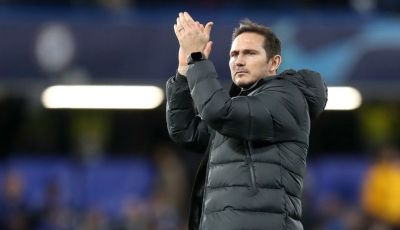 Denda 534 Juta ala Disiplin Frank Lampard