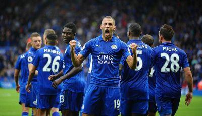 Mengubah Leicester City Lewat Islam Slimani