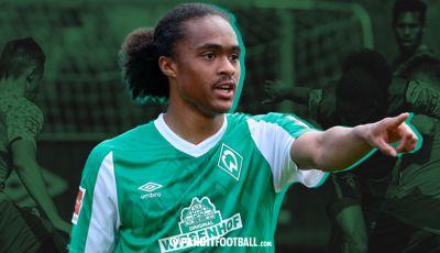 Tahith Chong Memburu Menit Bermain di Werder Bremen