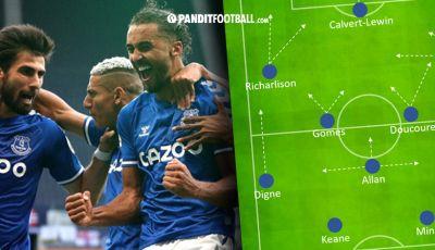 Perbedaan Tipe Pemain Adalah Kunci Kekuatan Everton